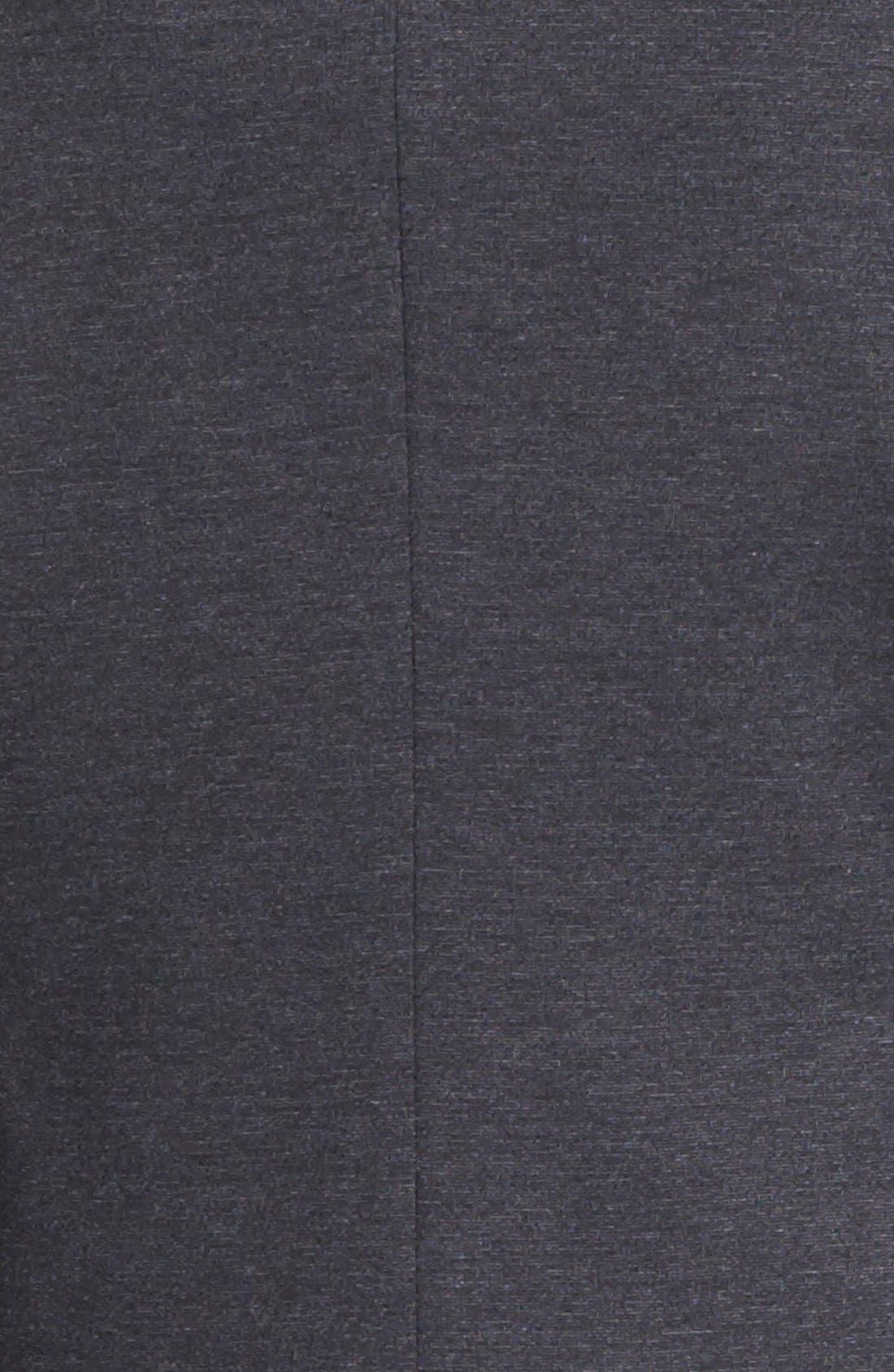 Alternate Image 5  - Vince Camuto Faux Leather Trim Jacket