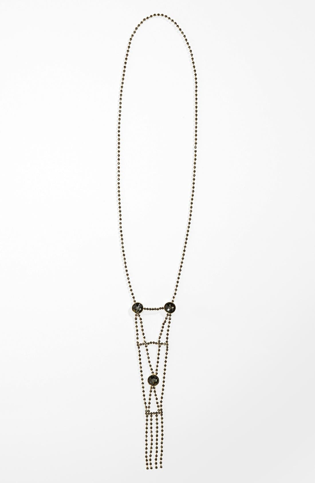 Alternate Image 1 Selected - Carbon Copy Chain Necklace