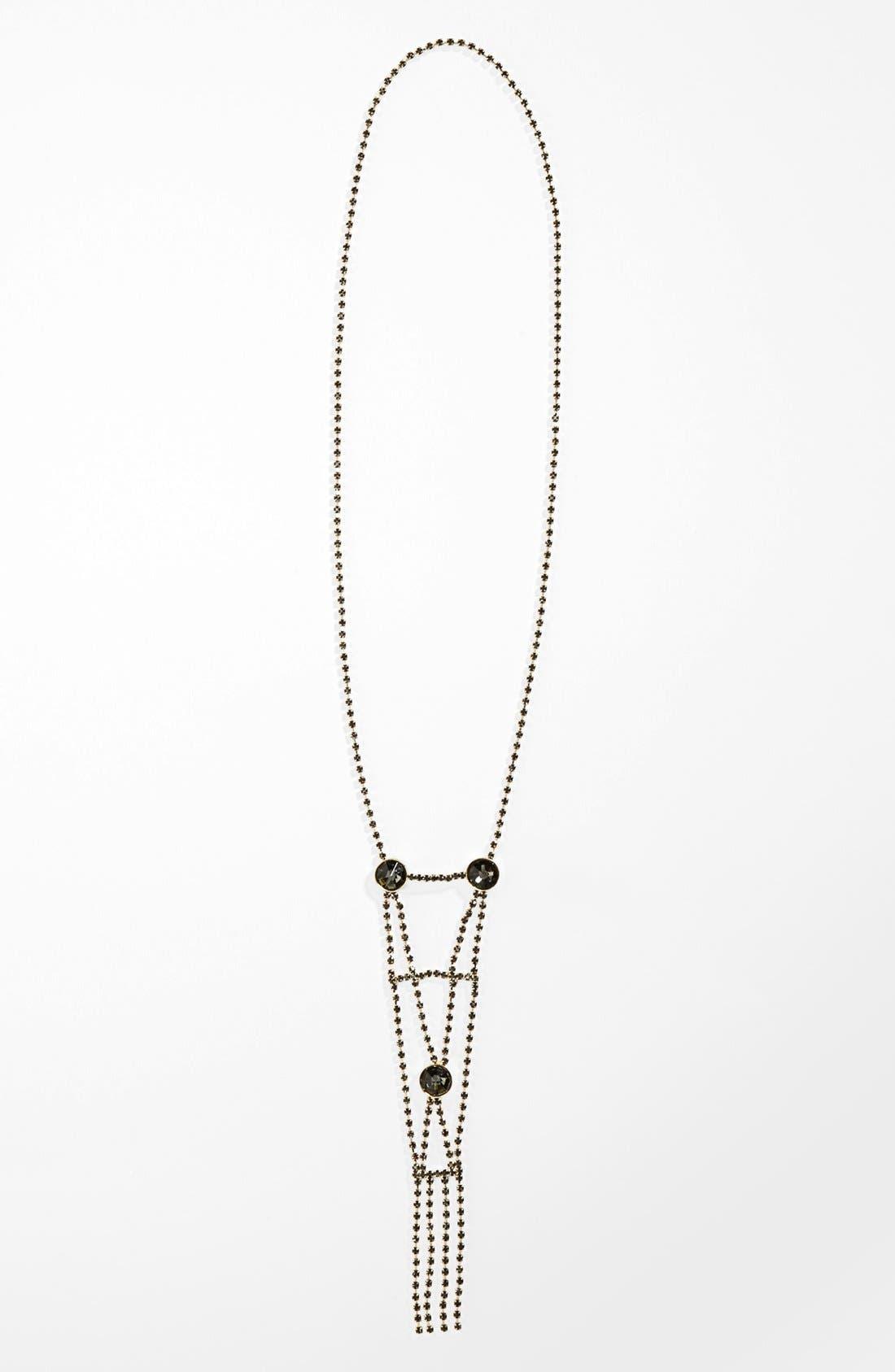 Main Image - Carbon Copy Chain Necklace