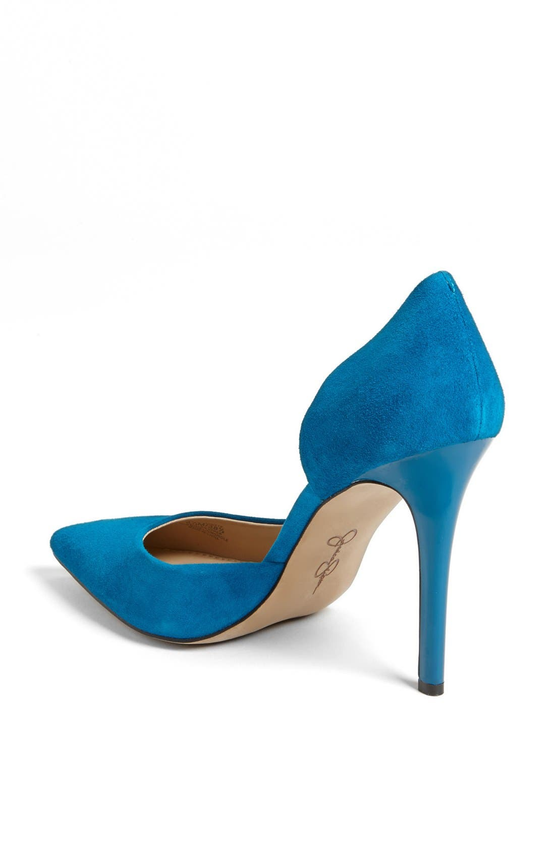Alternate Image 2  - Jessica Simpson 'Claudette' Pump