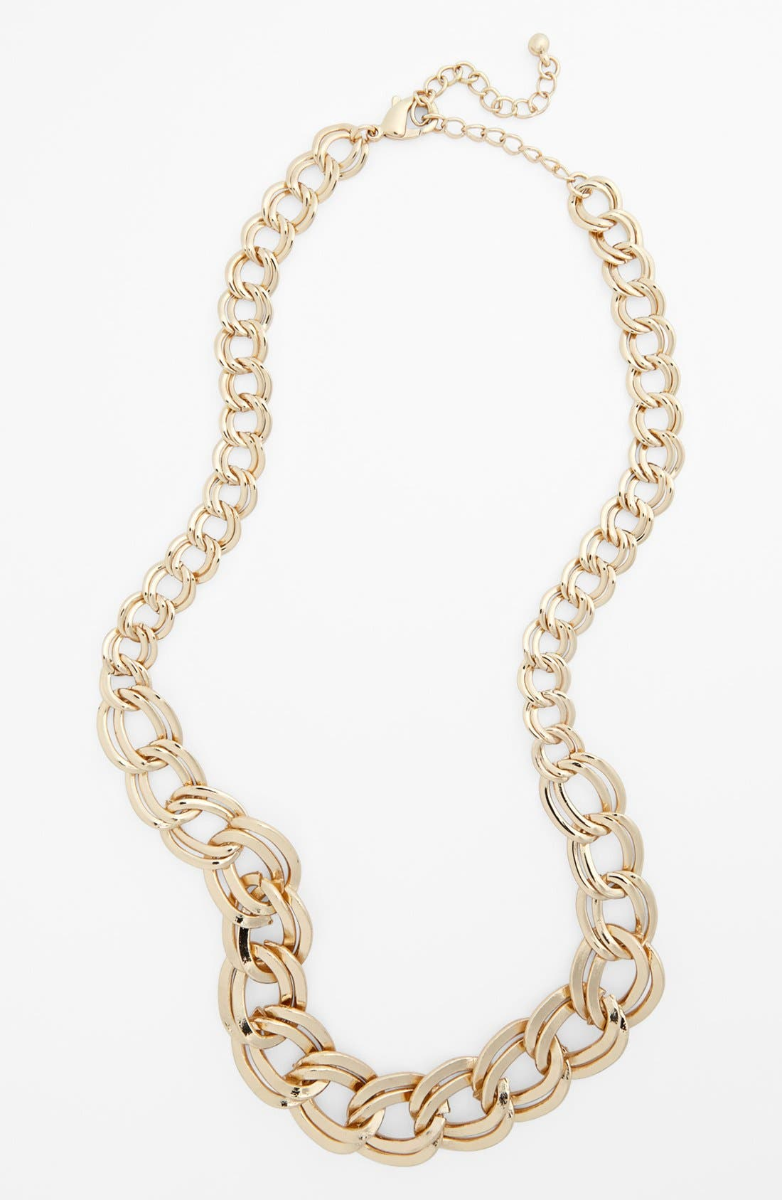 Alternate Image 1 Selected - Stephan & Co. Chunky Chain Necklace (Juniors)