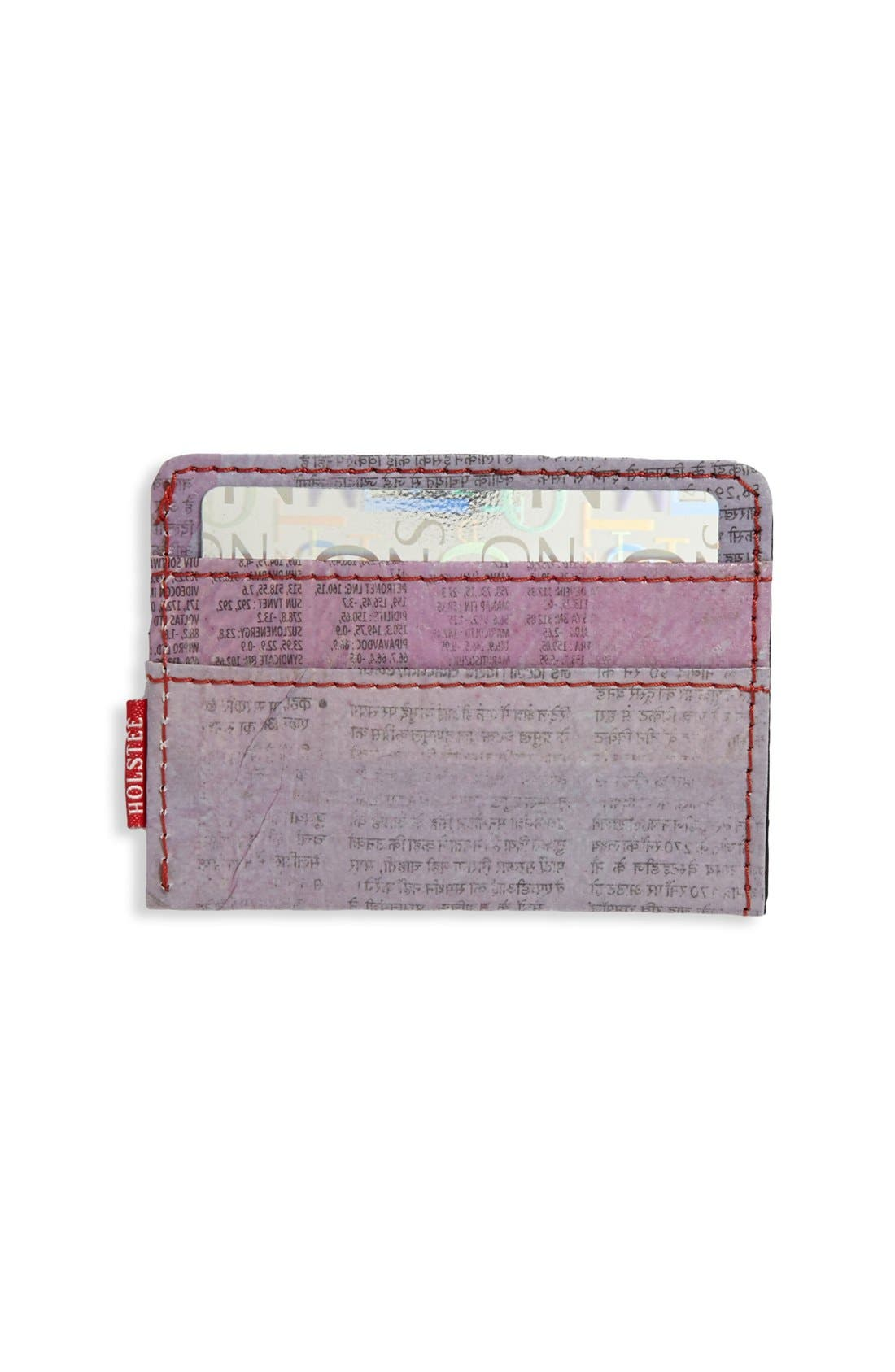 Alternate Image 1 Selected - 'The Upcycled' Wallet