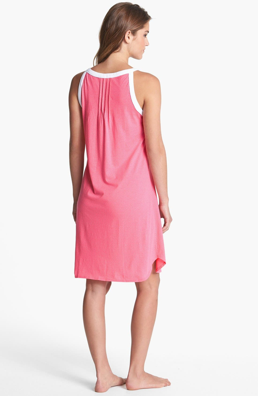 Alternate Image 2  - Eileen West 'Beach Party' Short Nightgown