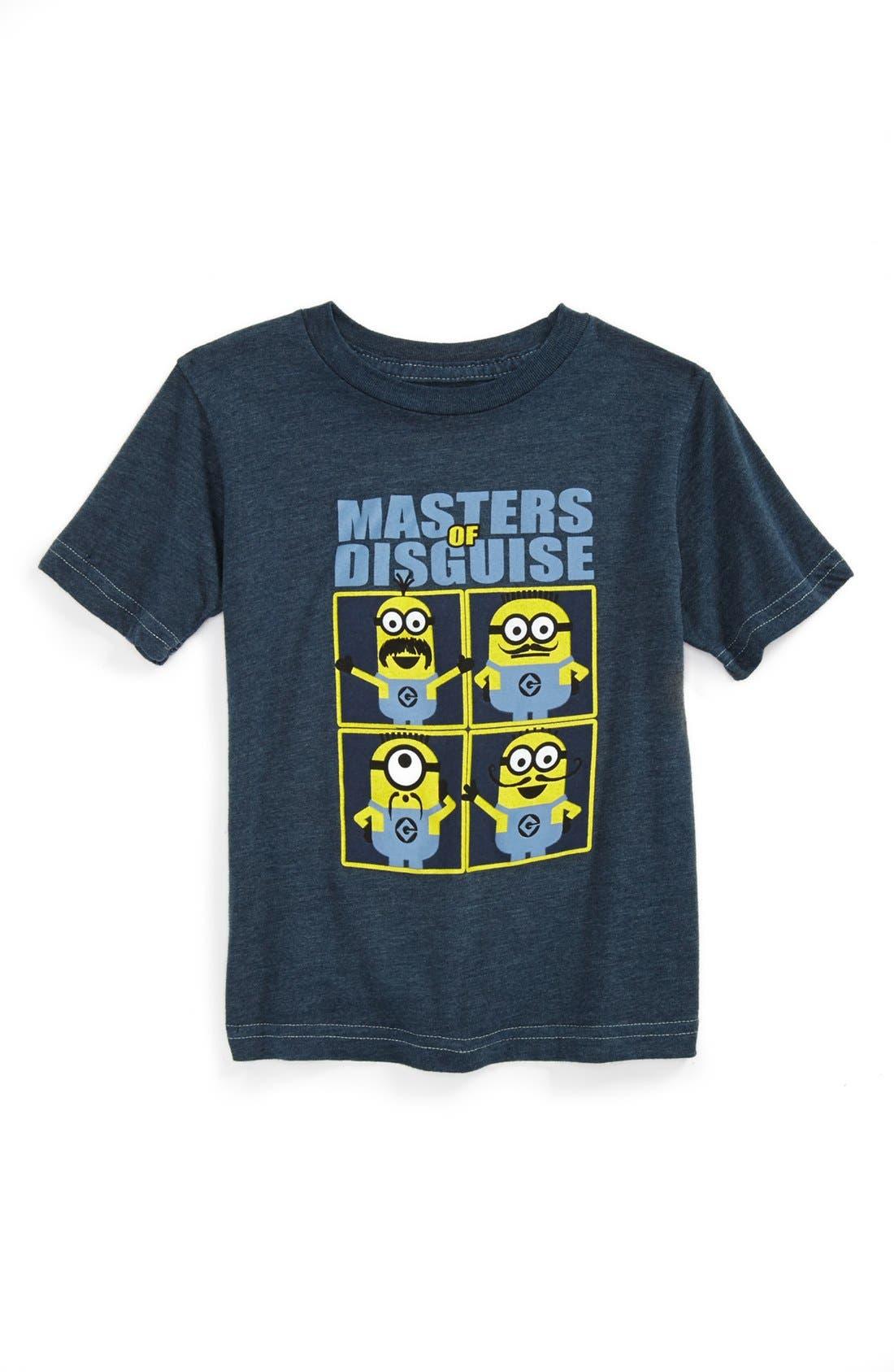 Main Image - Jem 'Four Masters' T-Shirt (Toddler Boys)