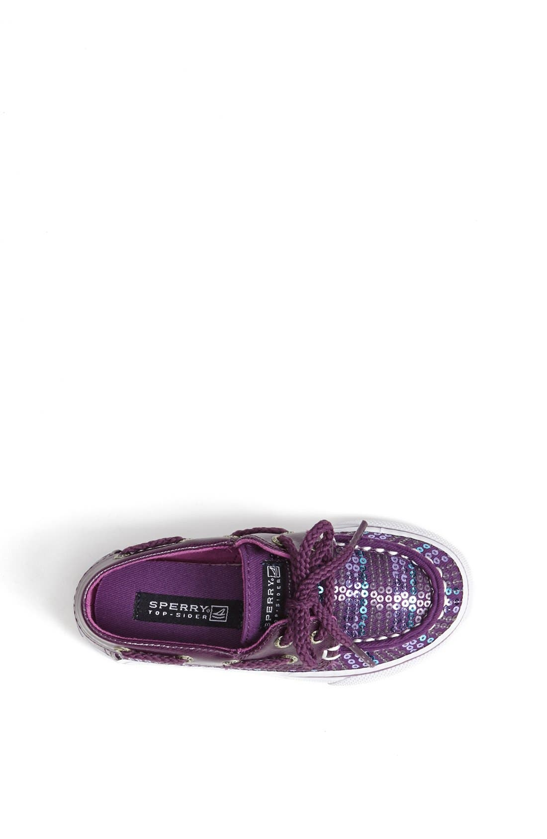Alternate Image 3  - Sperry Top-Sider® Kids 'Bahama' Slip-On (Walker, Toddler, Little Kid & Big Kid)