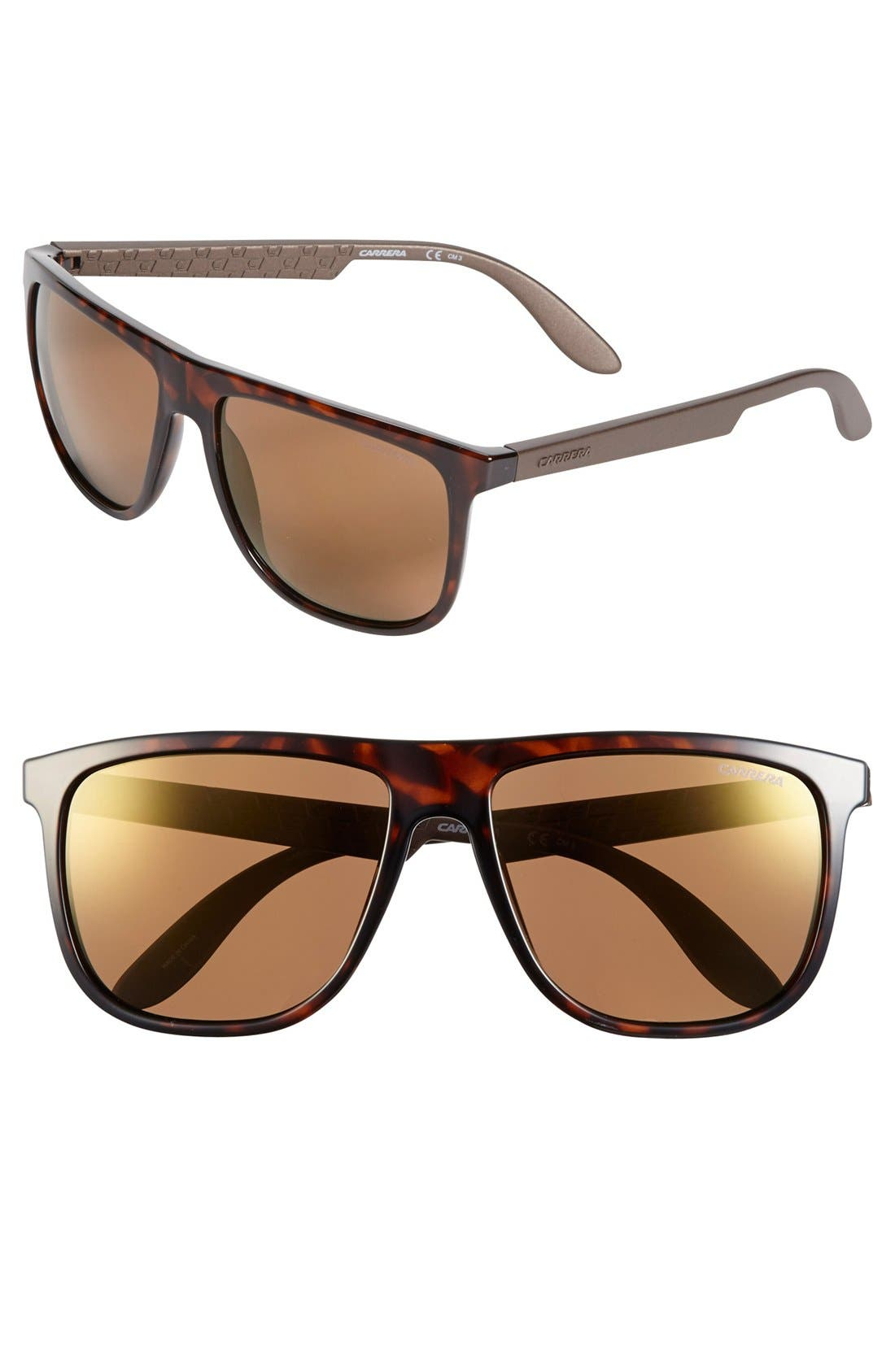 Alternate Image 1 Selected - Carrera Eyewear '5003' Sunglasses