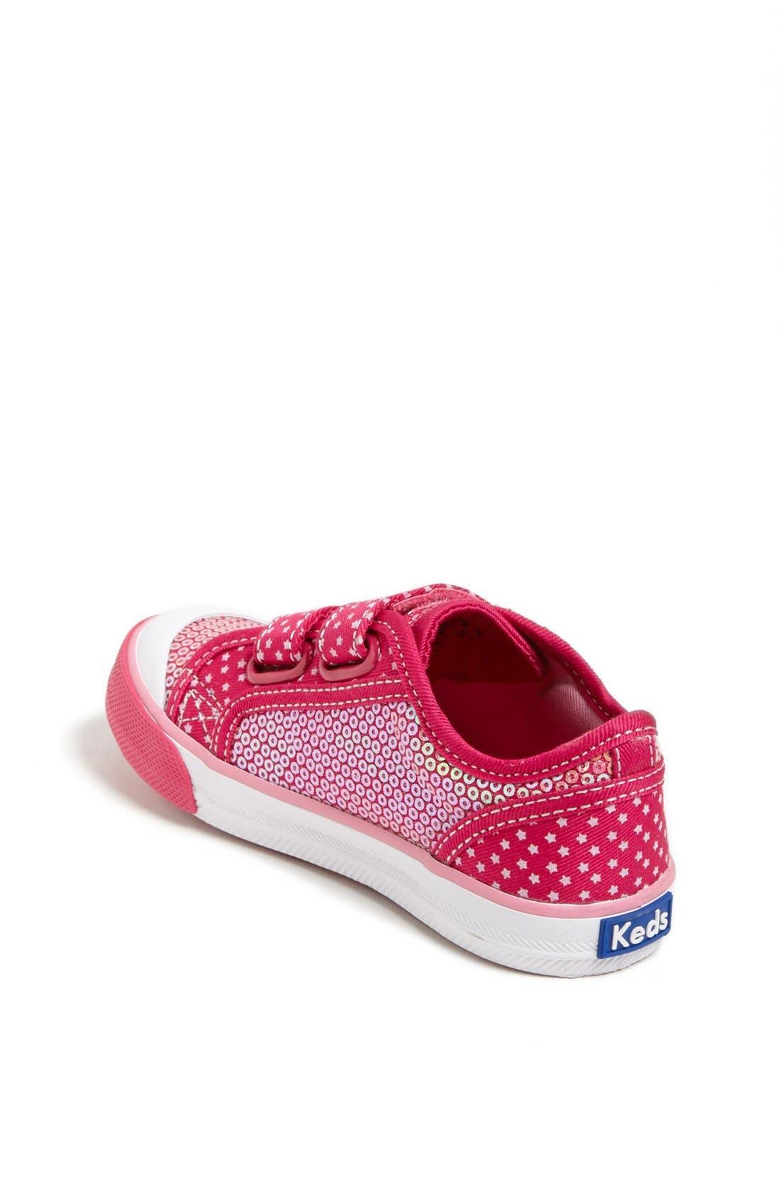 Alternate Image 2  - Keds® 'Sparklynne' Sneaker (Walker & Toddler)