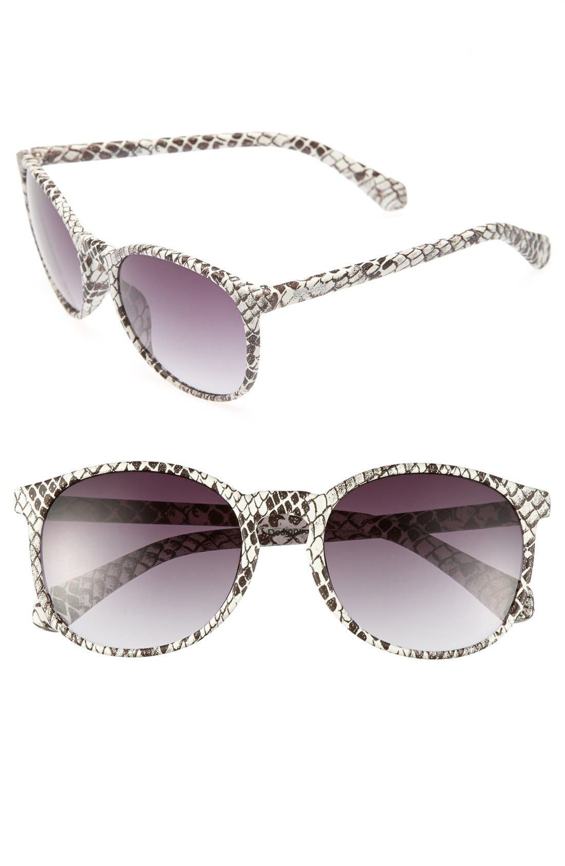 Main Image - Kenneth Cole Reaction 54mm Sunglasses