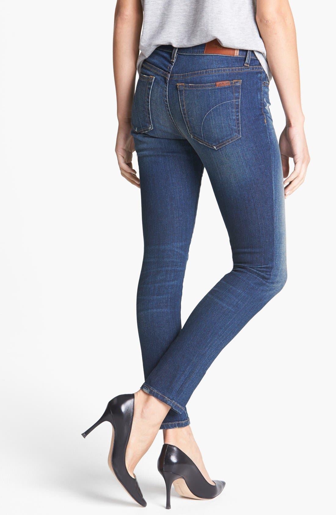 Alternate Image 2  - Joe's Skinny Ankle Jeans (Margaux)