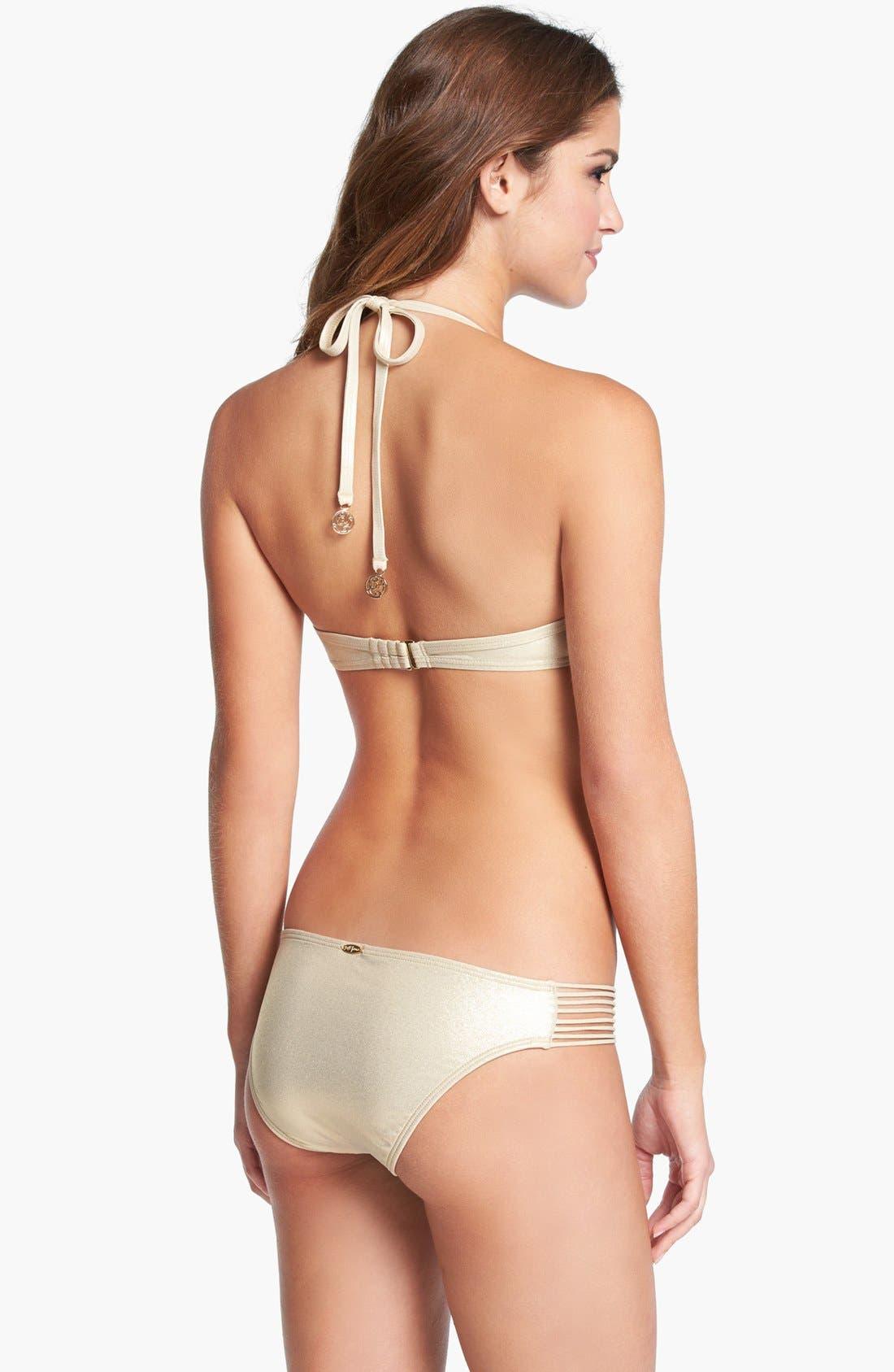 Alternate Image 4  - Luli Fama 'Burbujas de Amor' Push-Up Bikini Top