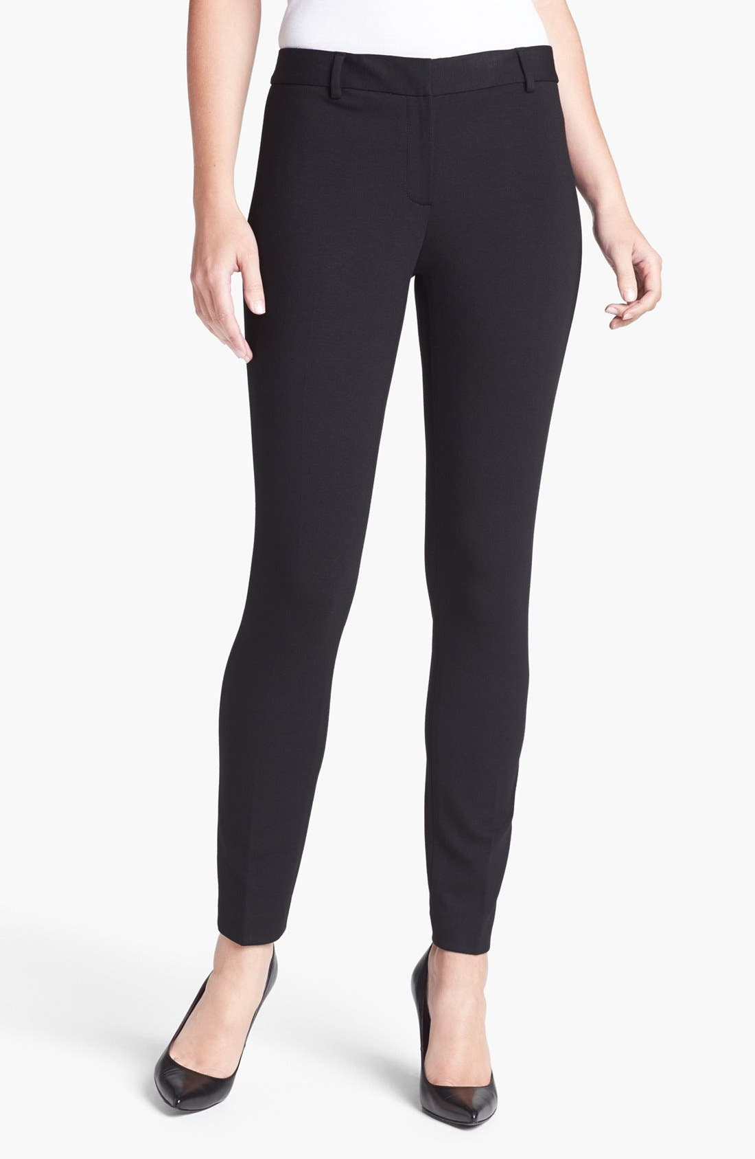 Alternate Image 1 Selected - Elie Tahari 'Verda' Slim Pants