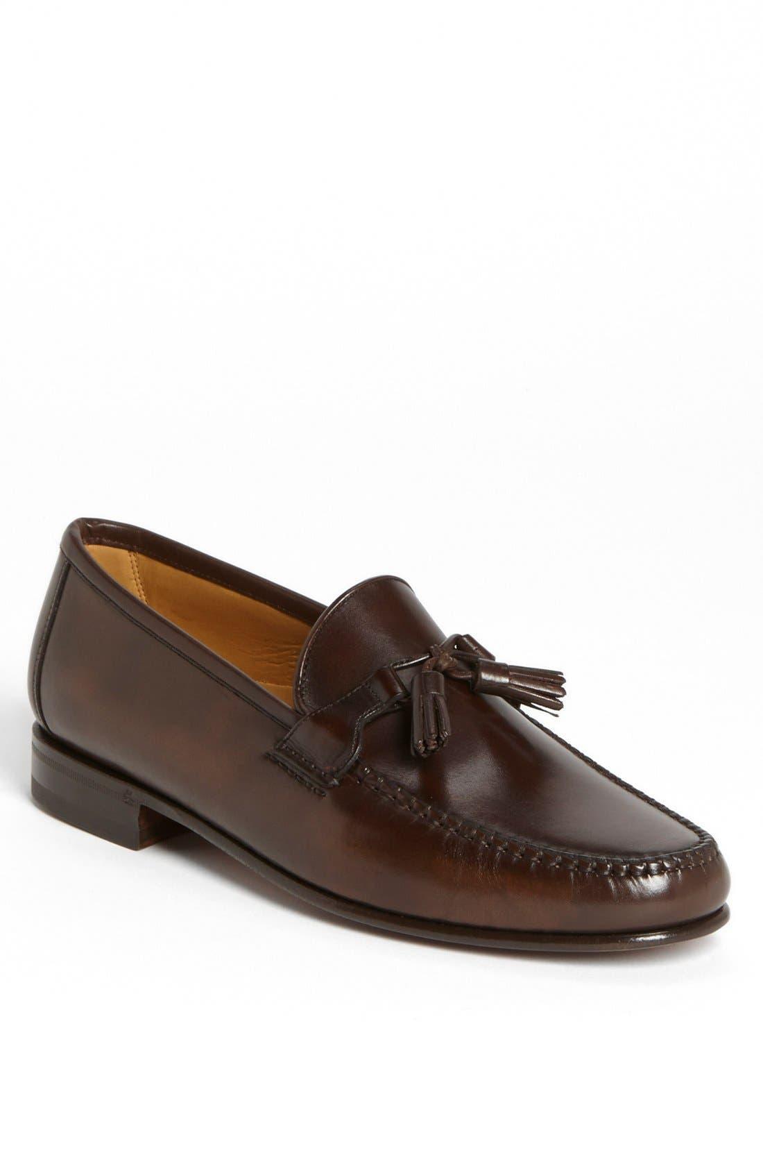Alternate Image 1 Selected - Allen Edmonds 'Urbino' Tassel Loafer (Men)