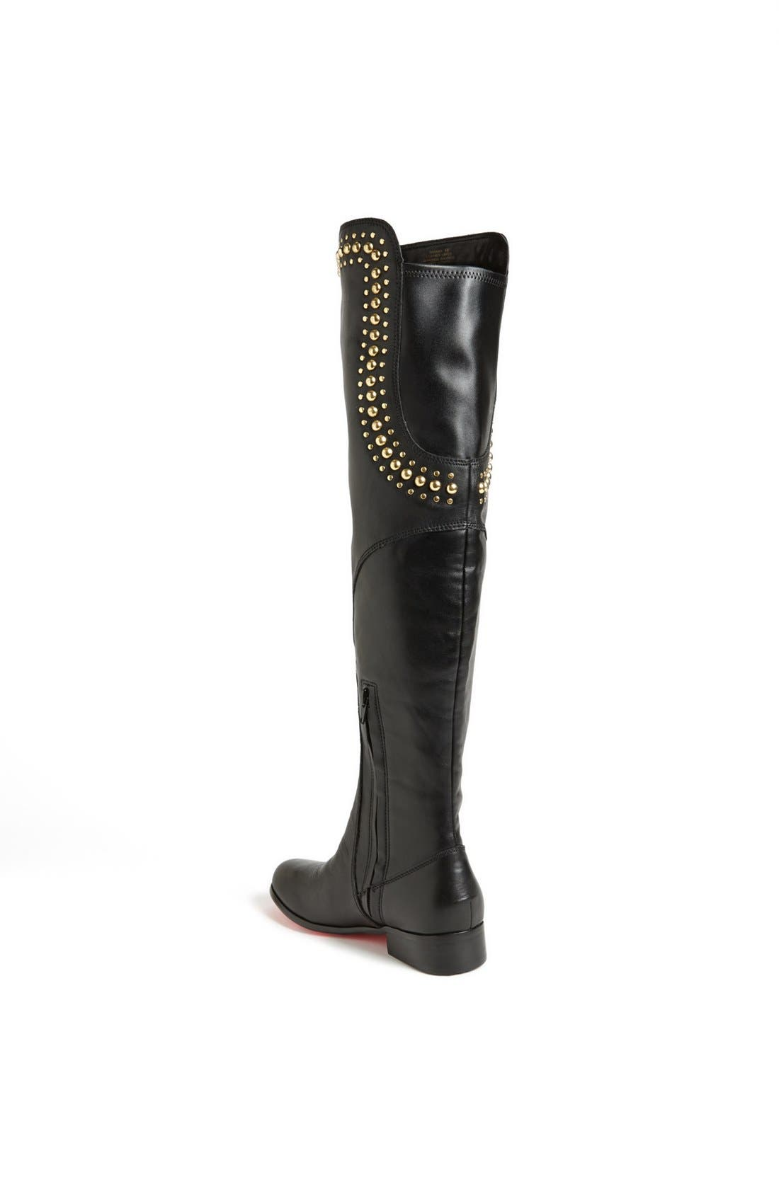 Alternate Image 2  - Betsey Johnson 'Shanah' Over the Knee Boot