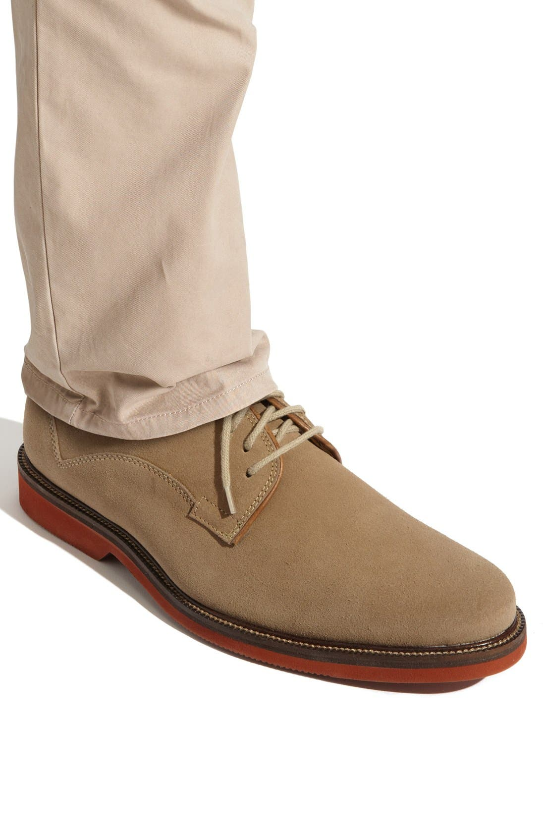 Alternate Image 5  - 1901 'Logan' Oxford (Men)