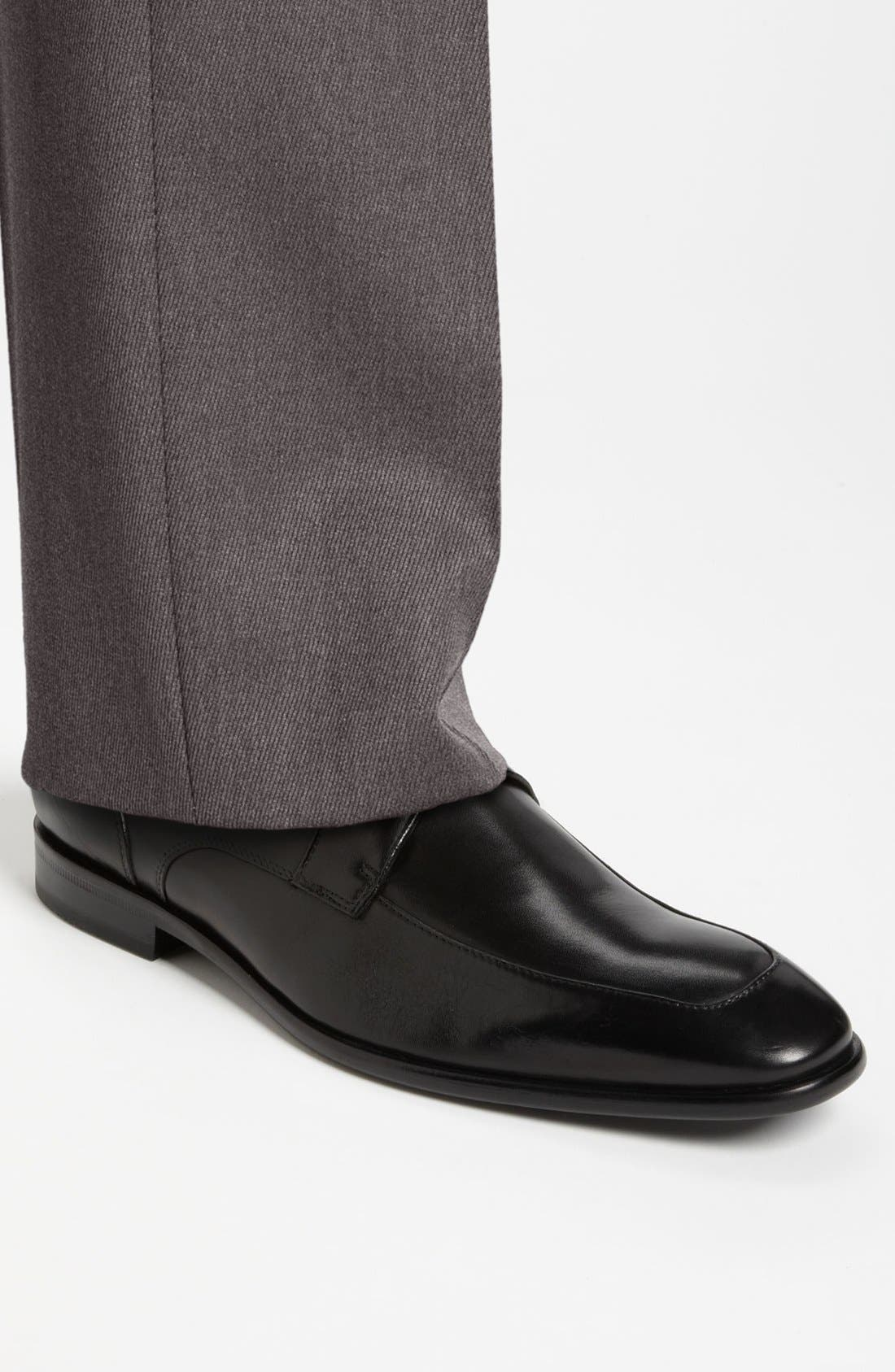 Alternate Image 5  - BOSS HUGO BOSS 'Mettor' Apron Toe Derby