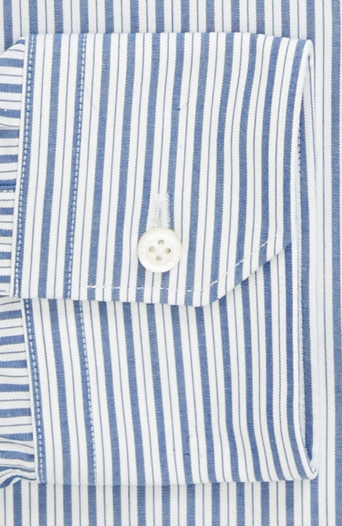 Alternate Image 2  - 1901 Slim Fit Dress Shirt