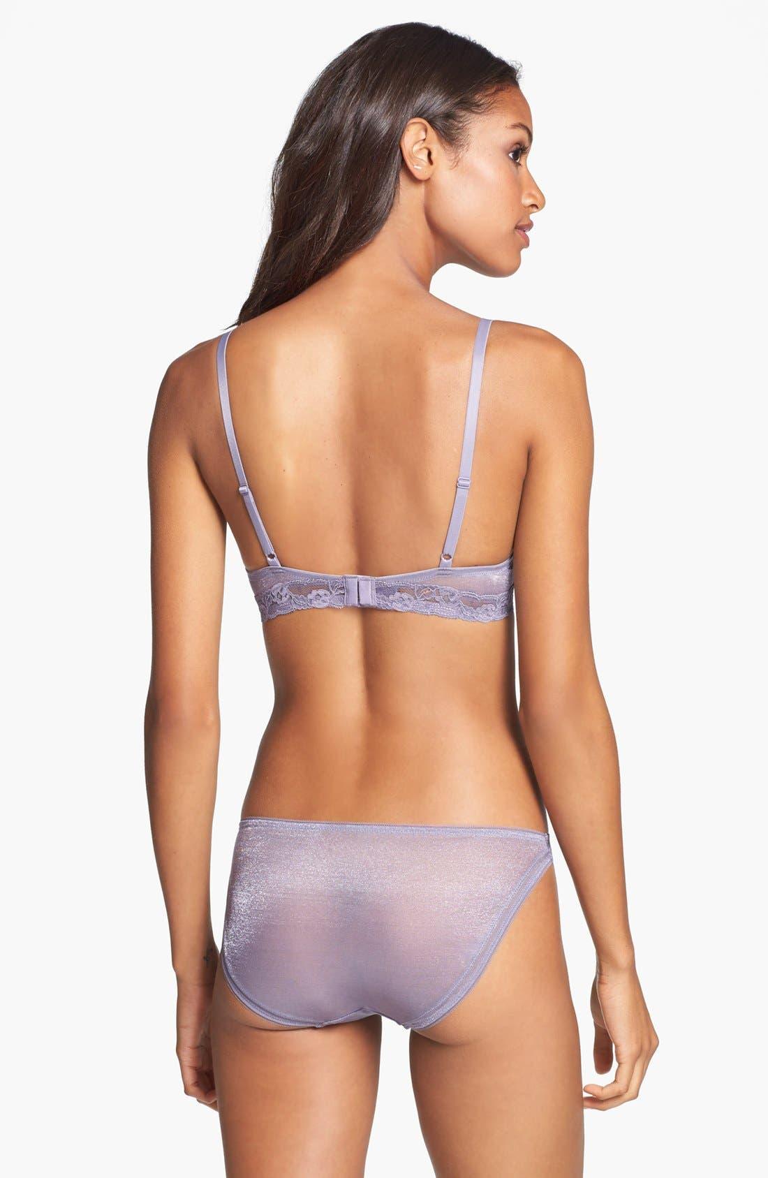 Alternate Image 4  - Calvin Klein 'Luster' Bikini