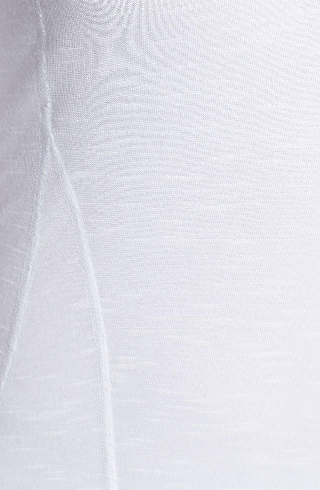 Alternate Image 3  - Zella 'All Shirred Up' Pullover