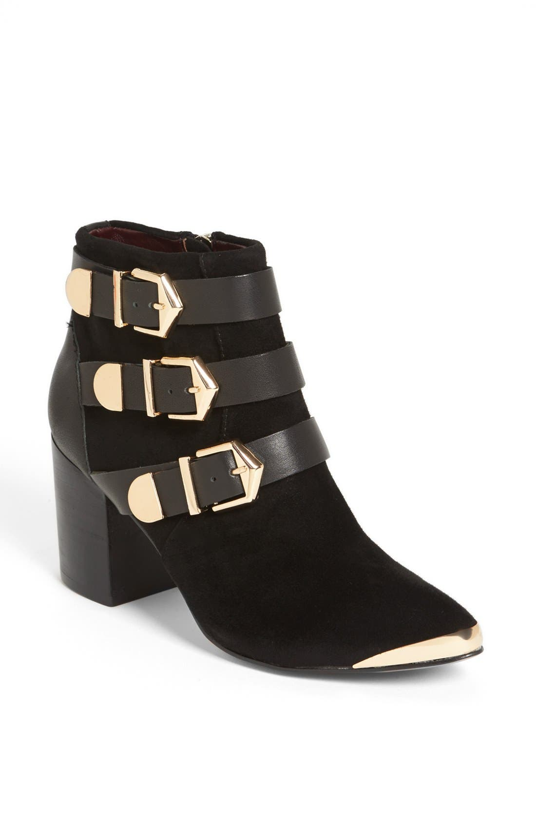Alternate Image 1 Selected - REPORT Signature 'Fairfield' Pointed Toe Bootie