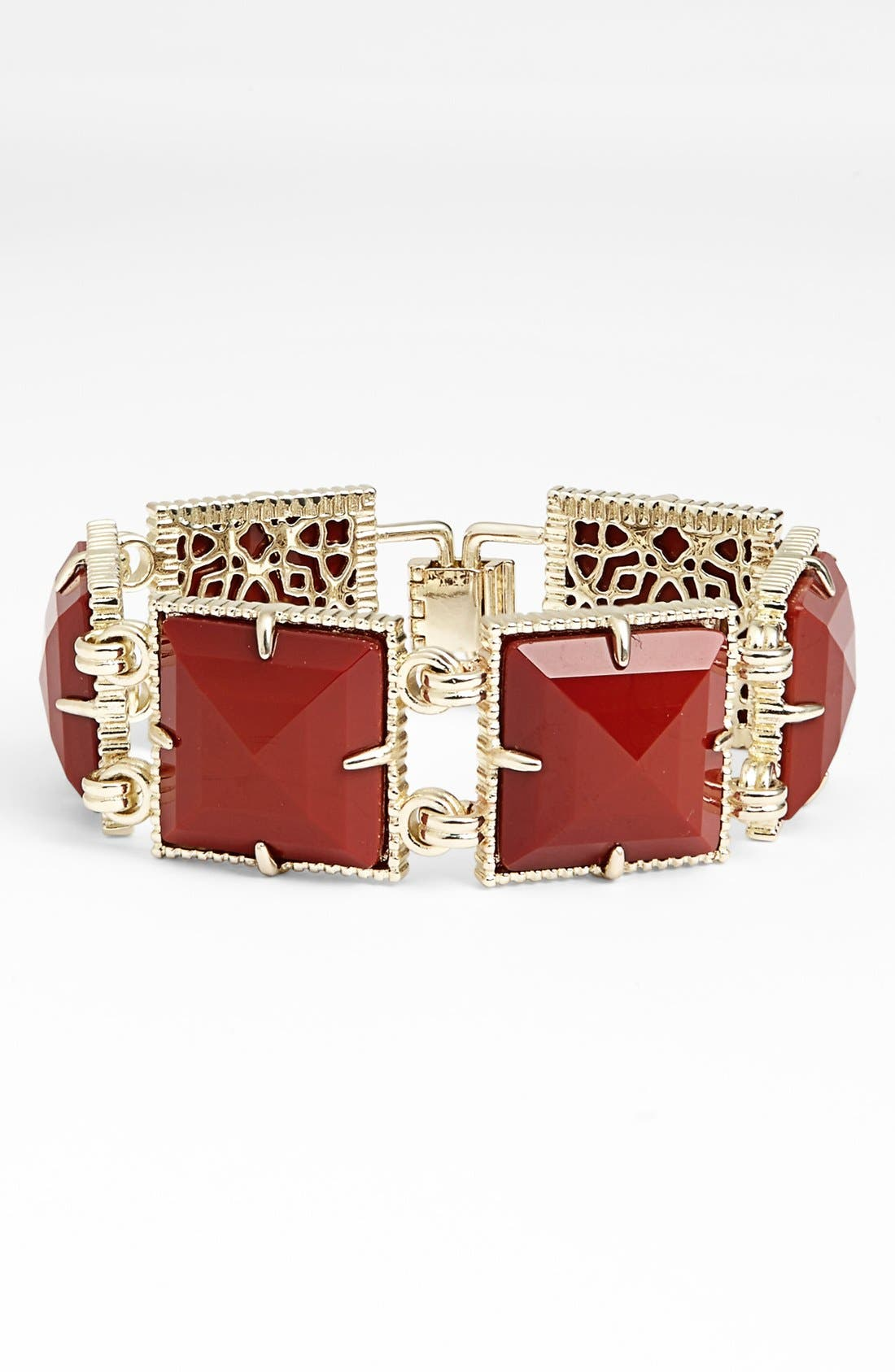 Alternate Image 1 Selected - Kendra Scott 'Electra' Stone Line Bracelet