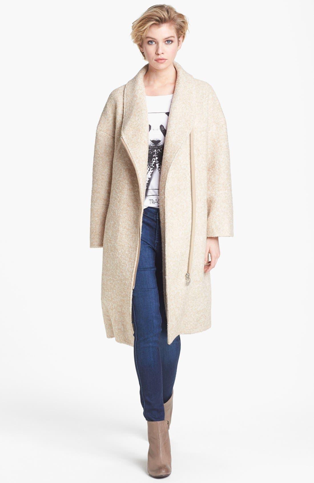 Alternate Image 1 Selected - ELEVENPARIS 'Taylor' Oversized Jacket