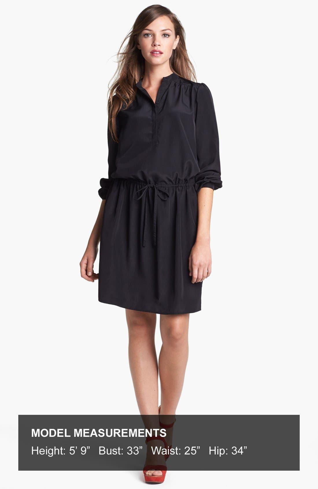 Alternate Image 4  - Halogen® Dropped Waist Dress