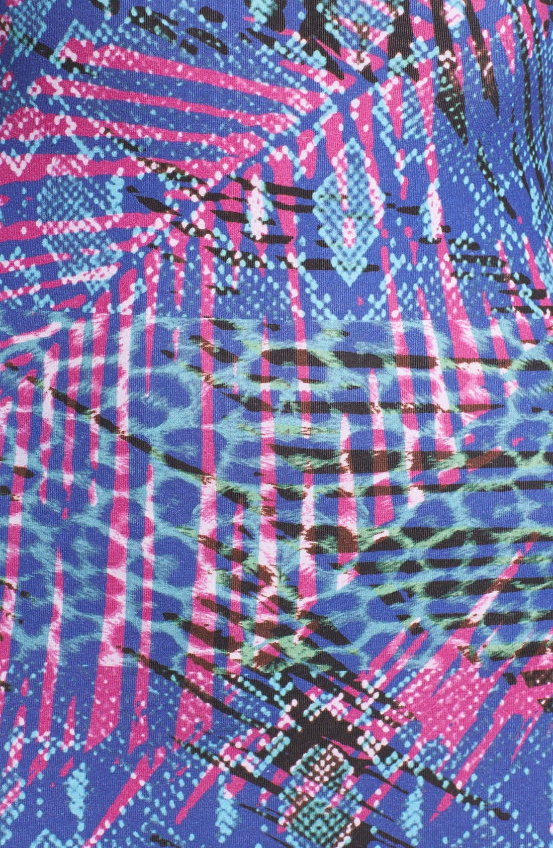 Alternate Image 3  - WAYF Body-Con Midi Dress