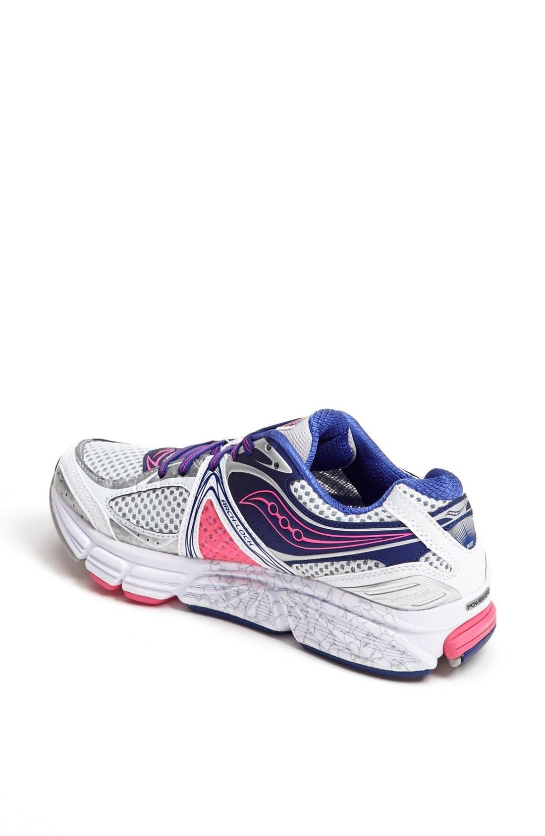 Alternate Image 2  - Saucony 'Omni 12' Running Shoe (Women)