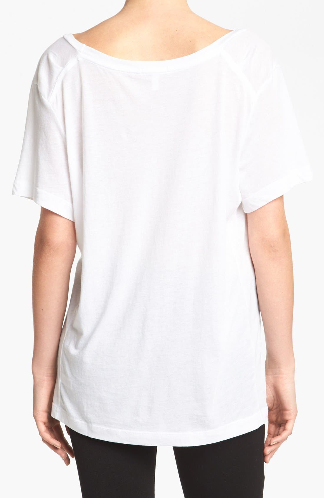 Alternate Image 2  - Leith Loose Fit Tee