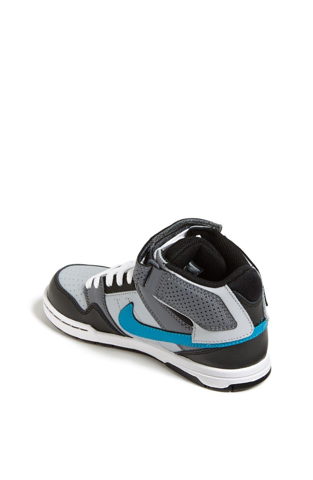 Alternate Image 2  - Nike 6.0 'Mogan Mid' Sneaker (Toddler, Little Kid & Big Kid)