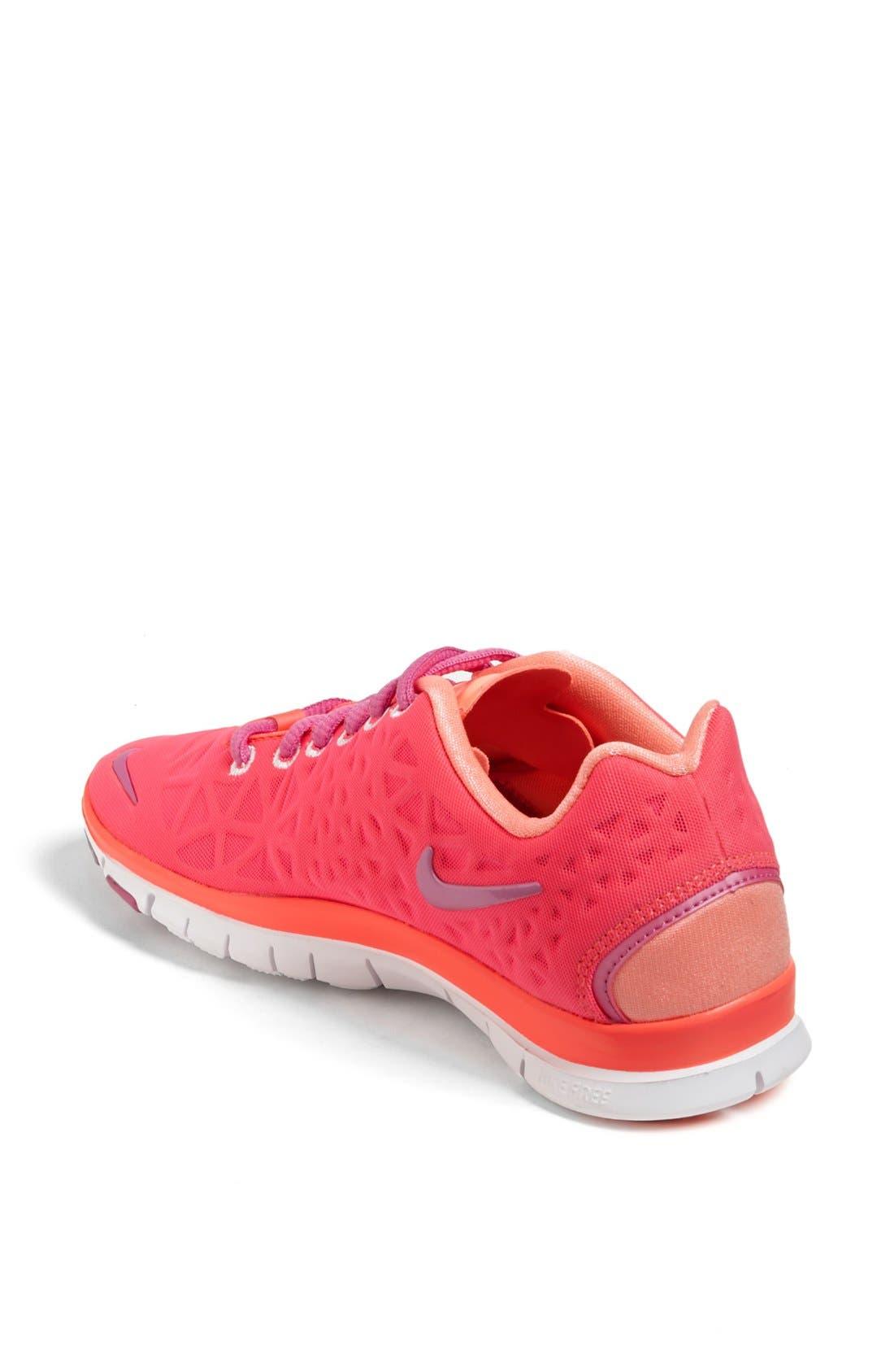 Alternate Image 2  - Nike 'Free TR Fit 3' Training Shoe (Women)