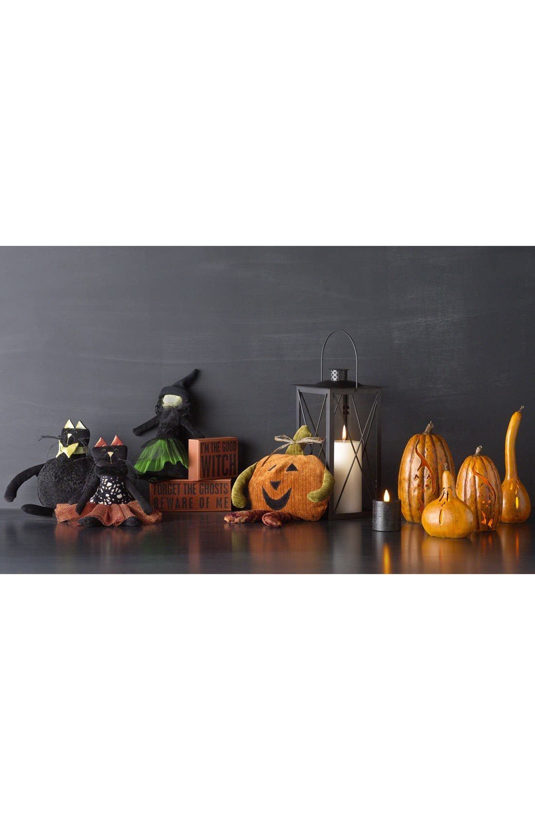 Alternate Image 2  - Fantastic Craft Cat Jack-o'-Lantern