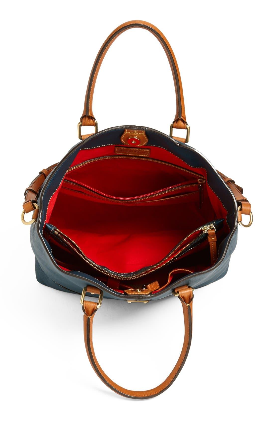 Alternate Image 4  - Dooney & Bourke 'Chelsea - Dillen II Collection' Leather Tote