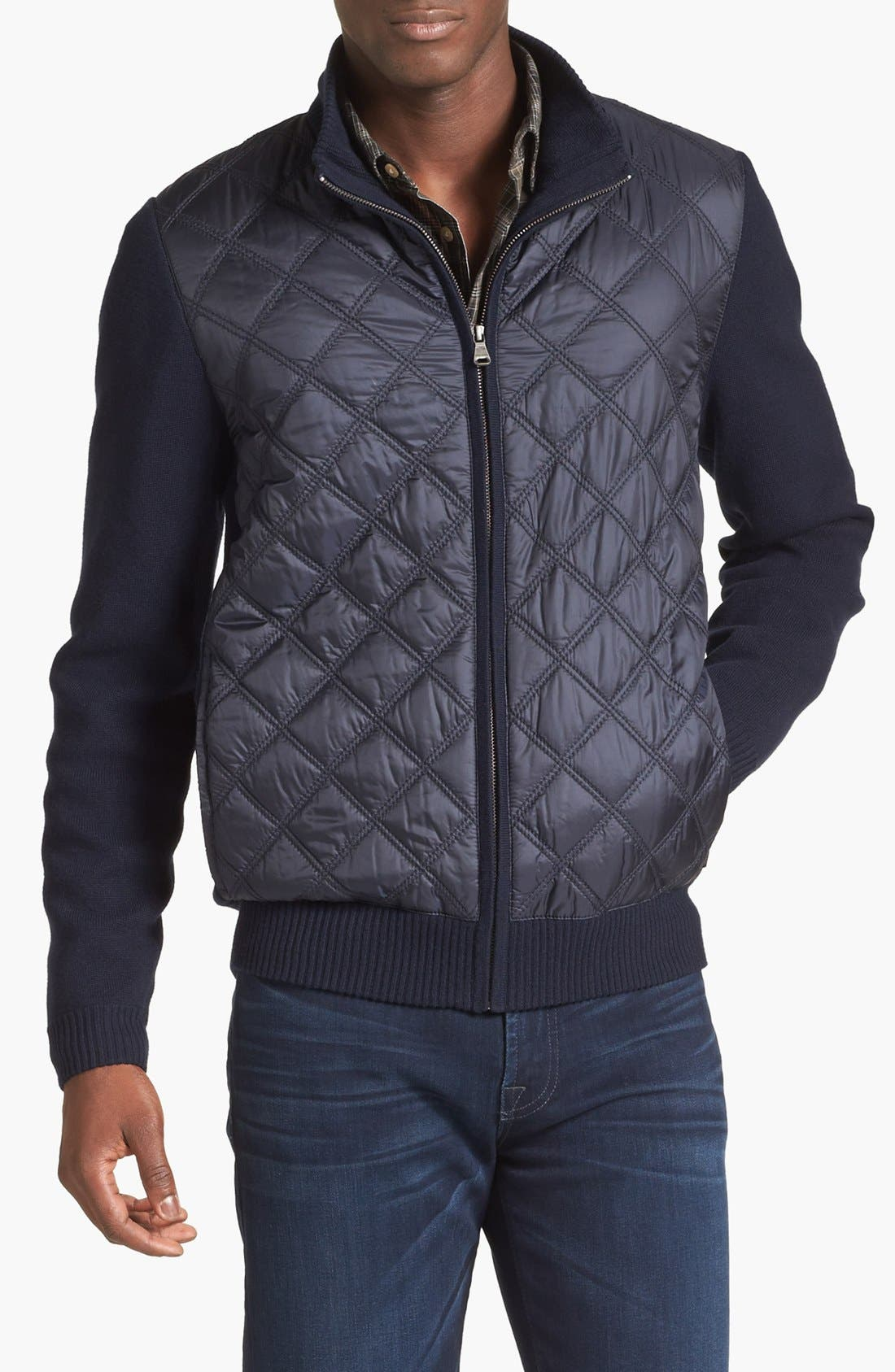 Alternate Image 1 Selected - BOSS HUGO BOSS 'Melvern' Sweater