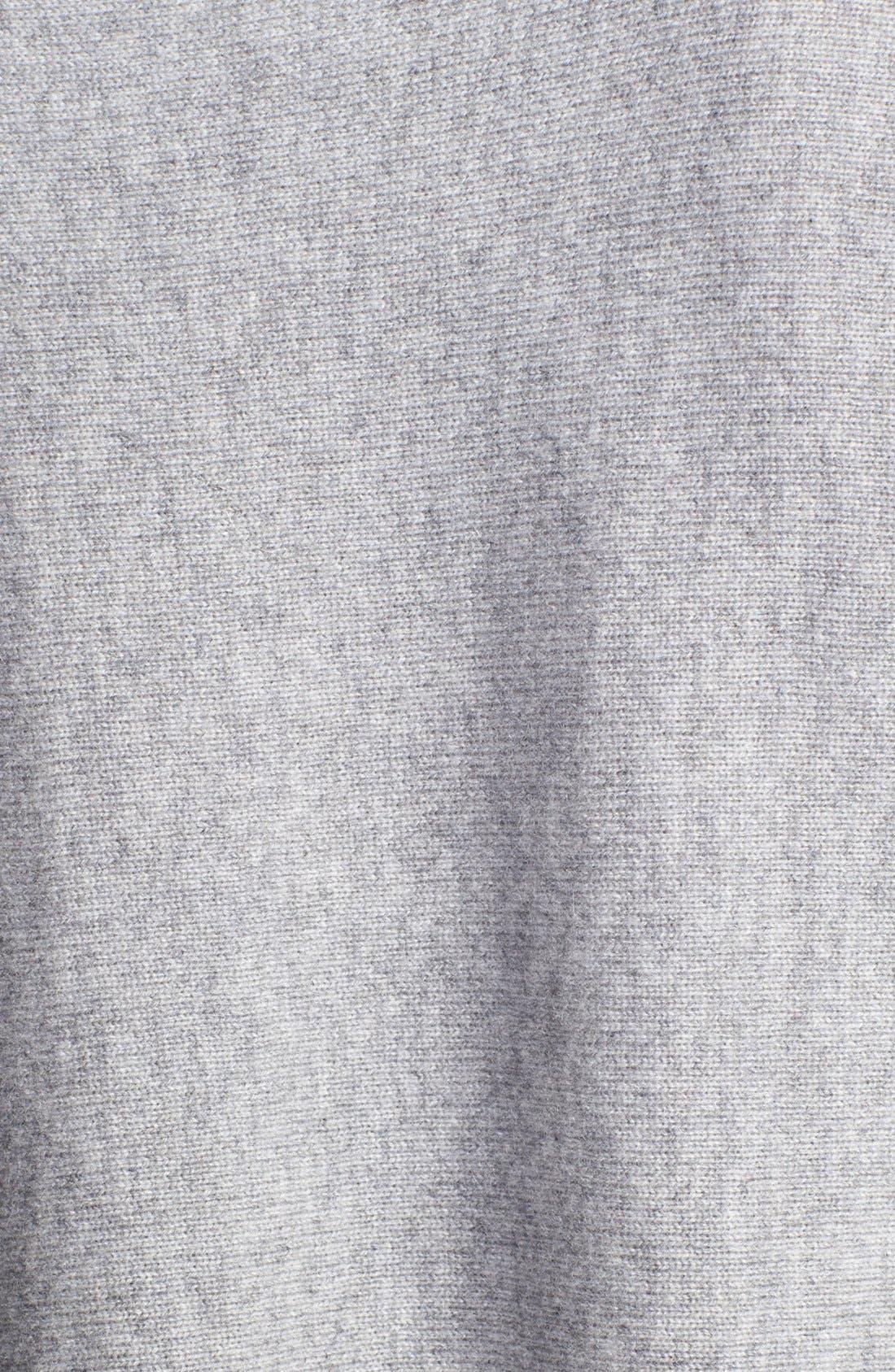 Alternate Image 3  - Eileen Fisher Ballet Neck Cashmere Sweater (Regular & Petite)