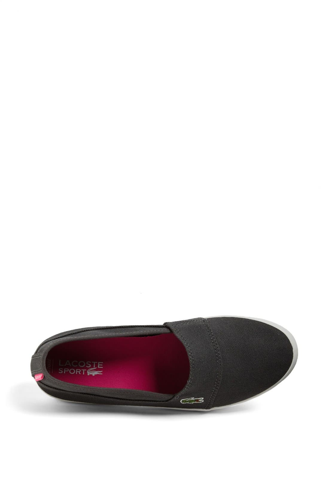 Alternate Image 2  - Lacoste 'Maurice' Sneaker (Women) (Online Only)