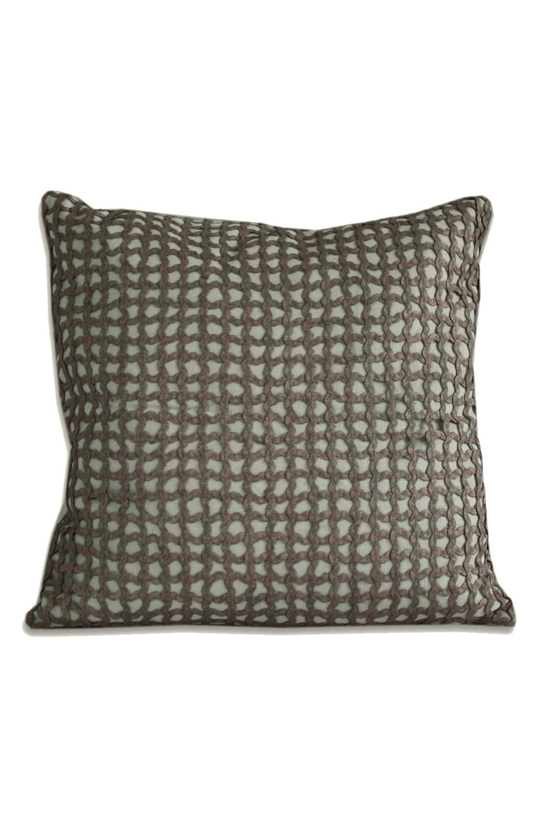 Alternate Image 1 Selected - Dransfield and Ross House 'Elizabeth Street' Square Pillow