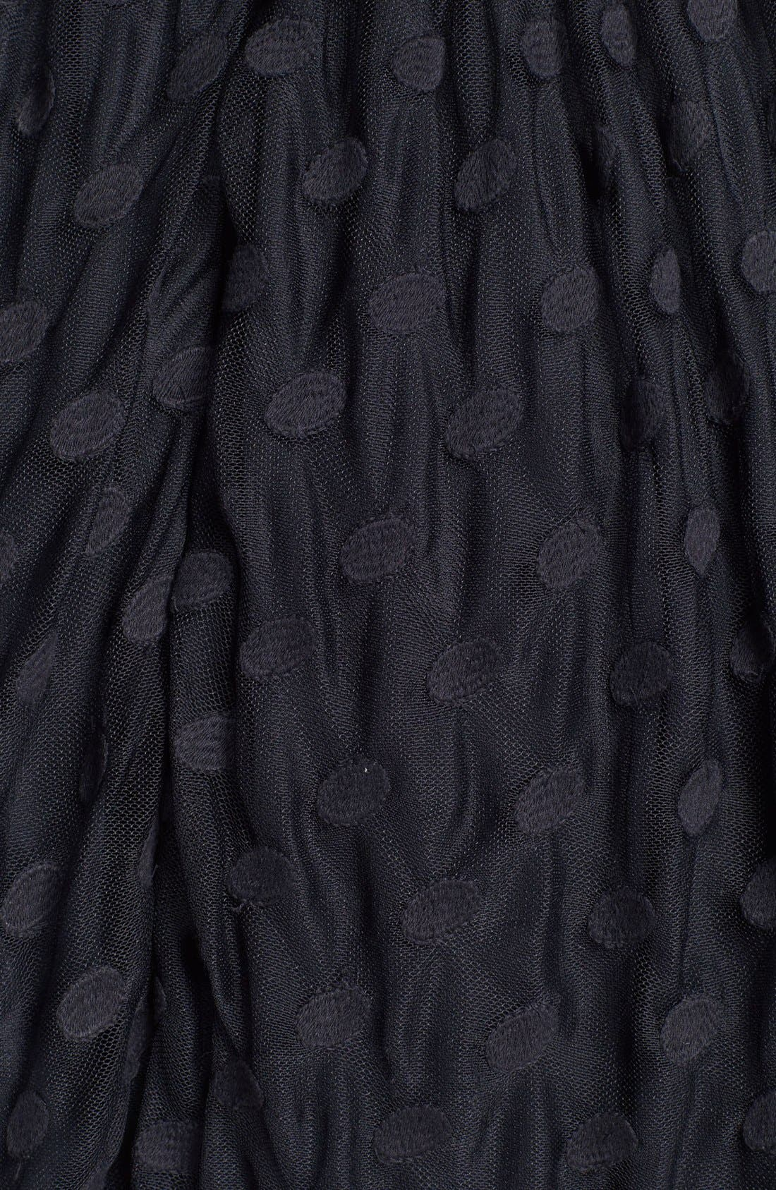 Alternate Image 3  - Jill Jill Stuart Polka Dot Mesh Fit & Flare Dress