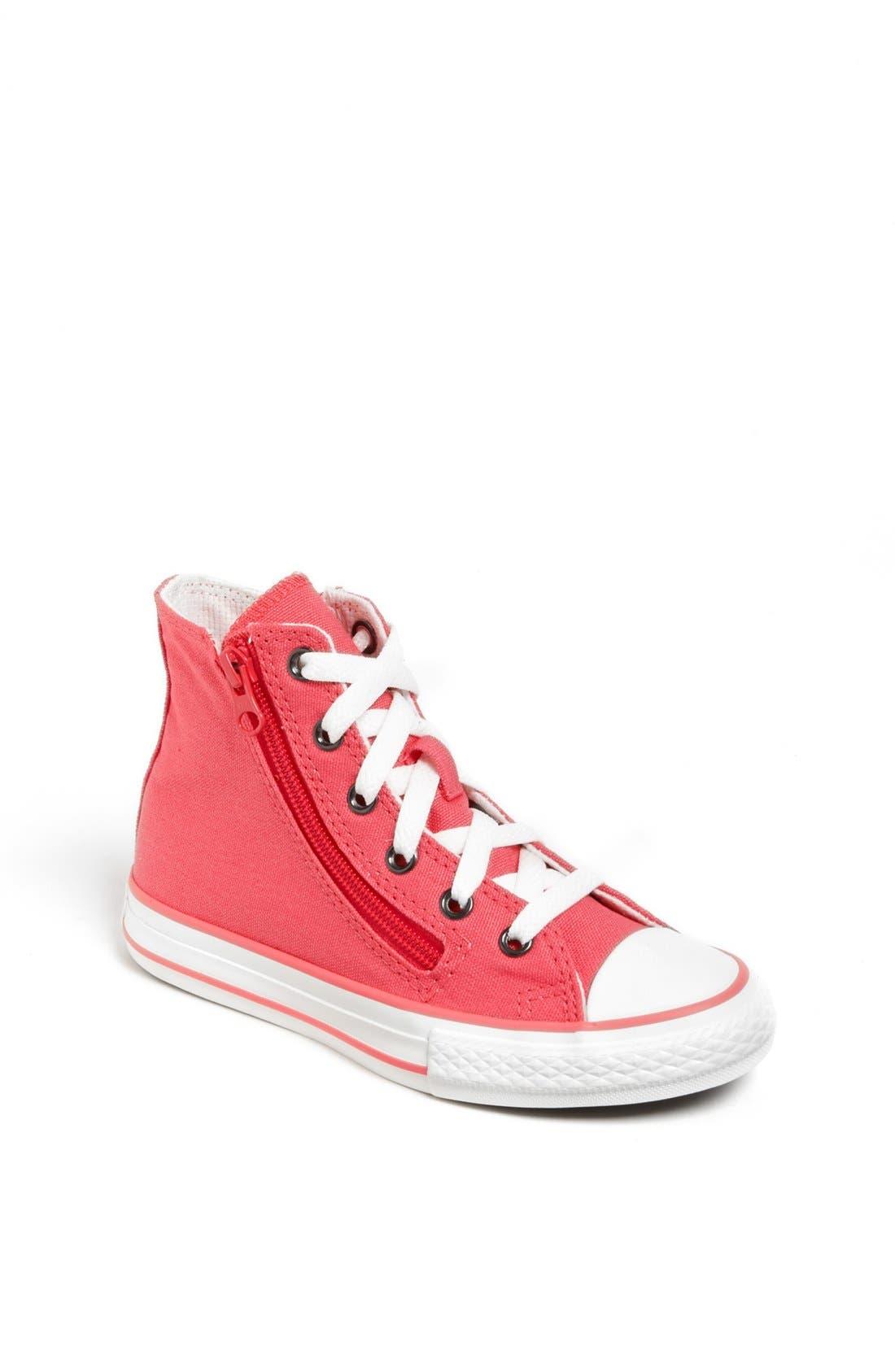 Main Image - Converse Chuck Taylor® All Star® High Top Sneaker (Toddler, Little Kid & Big Kid)