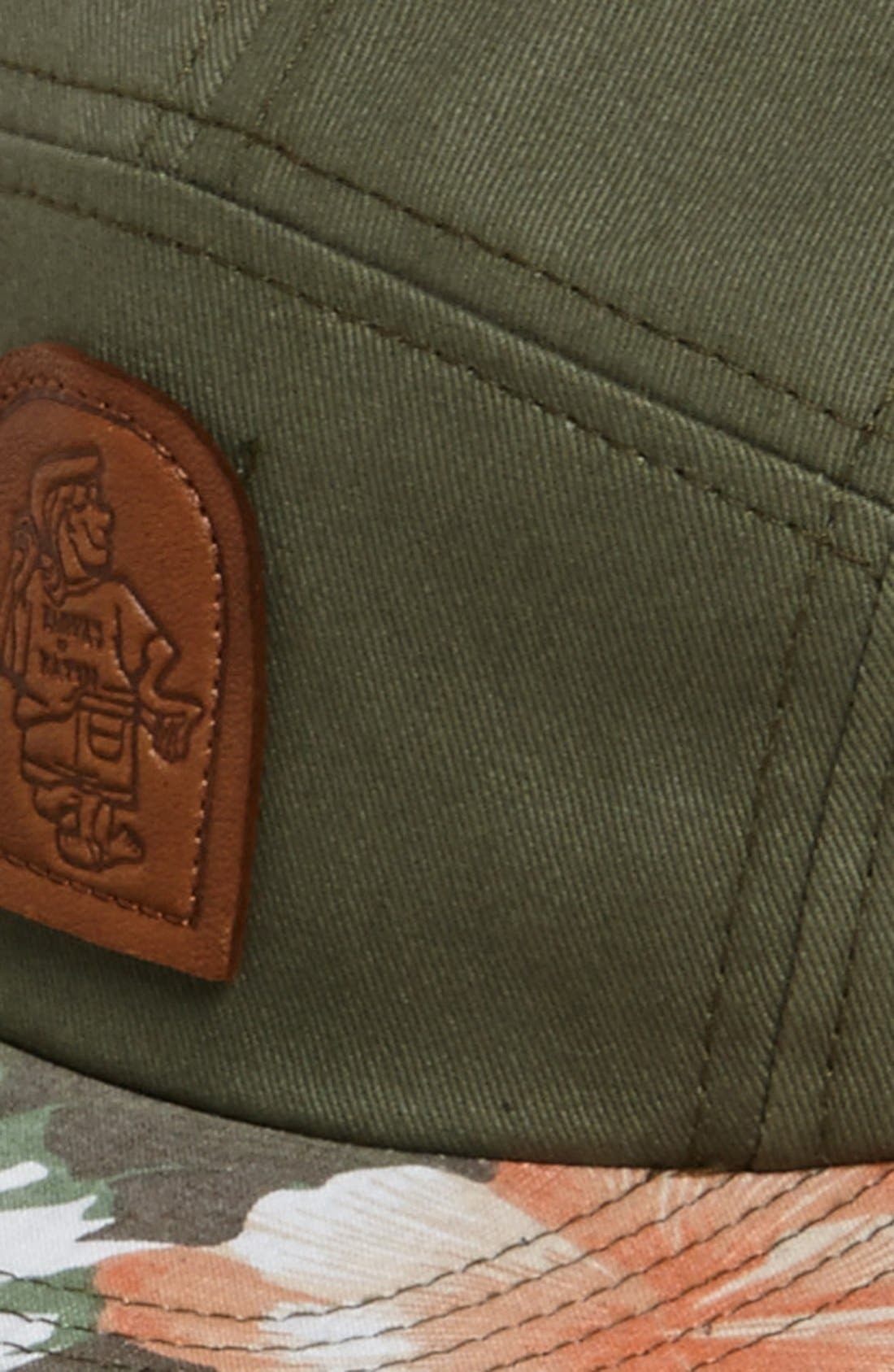 Alternate Image 3  - Katin 'Jungle' Five Panel Cap