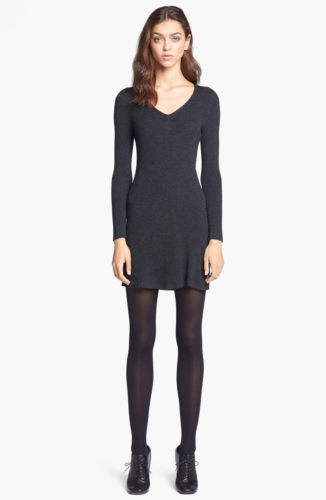 Main Image - Theyskens' Theory 'Karalyn Yevi' Sweater Dress