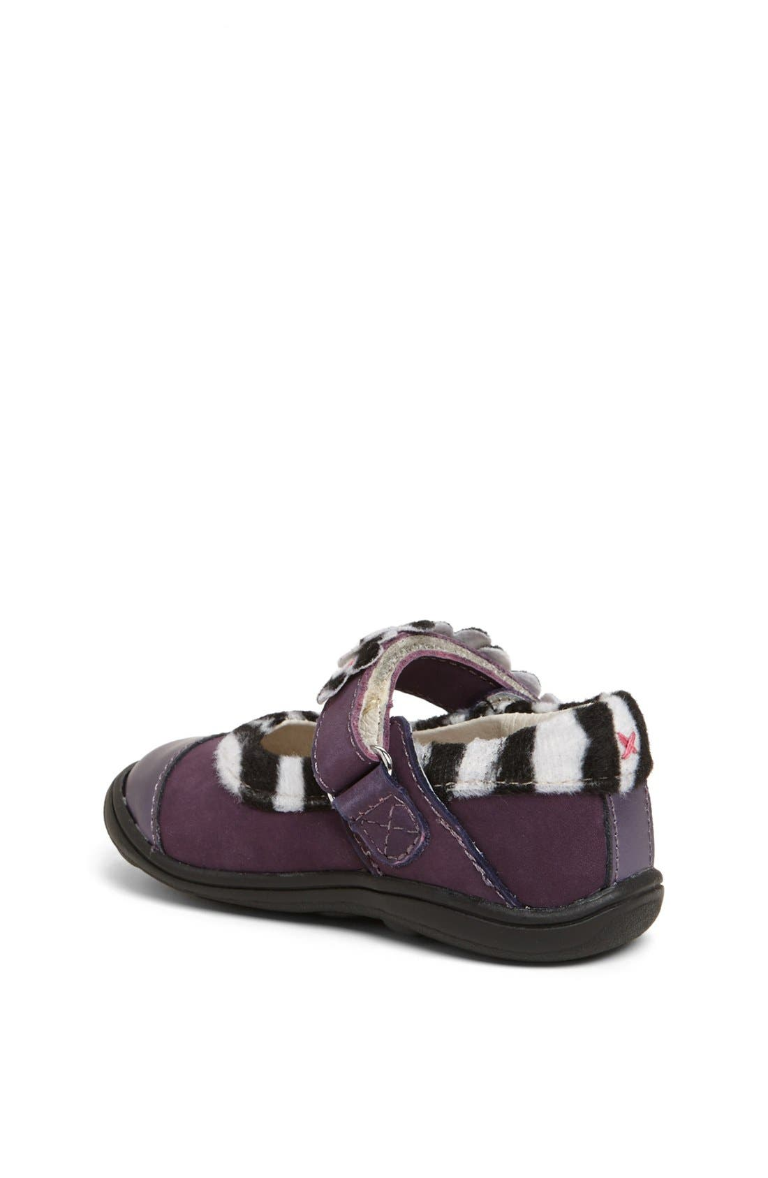 Alternate Image 2  - Umi 'Marnie' Mary Jane Flat (Walker & Toddler)
