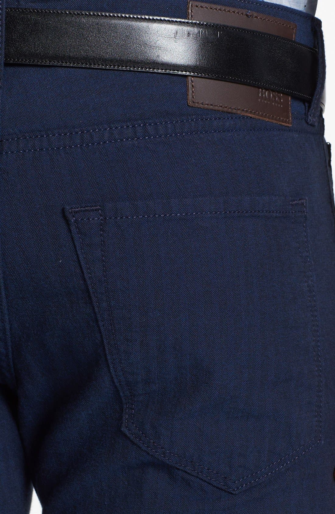 Alternate Image 4  - BOSS HUGO BOSS 'Maine' Pants