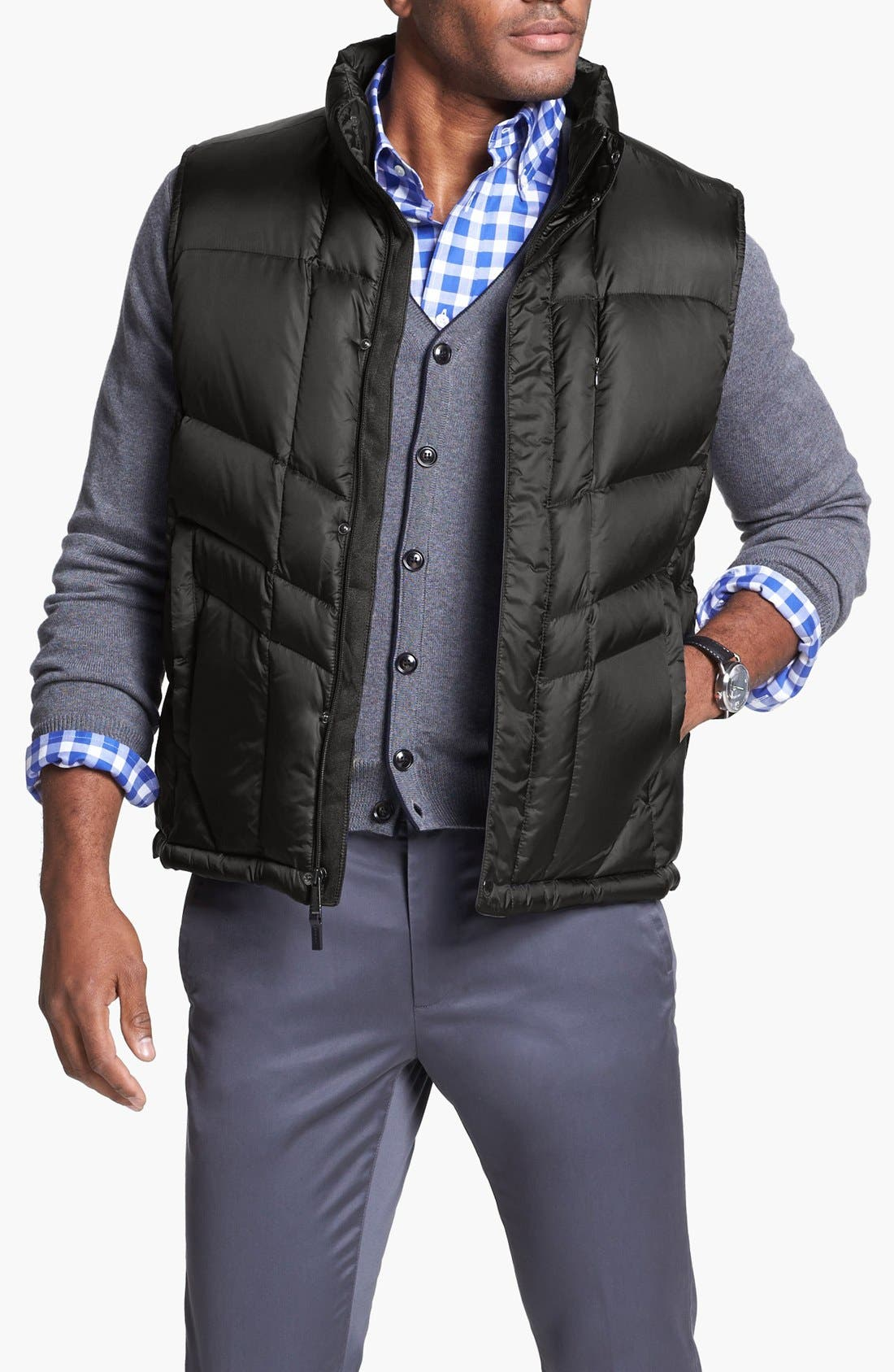 Alternate Image 1 Selected - Tumi 'Pack A Way' Down Vest