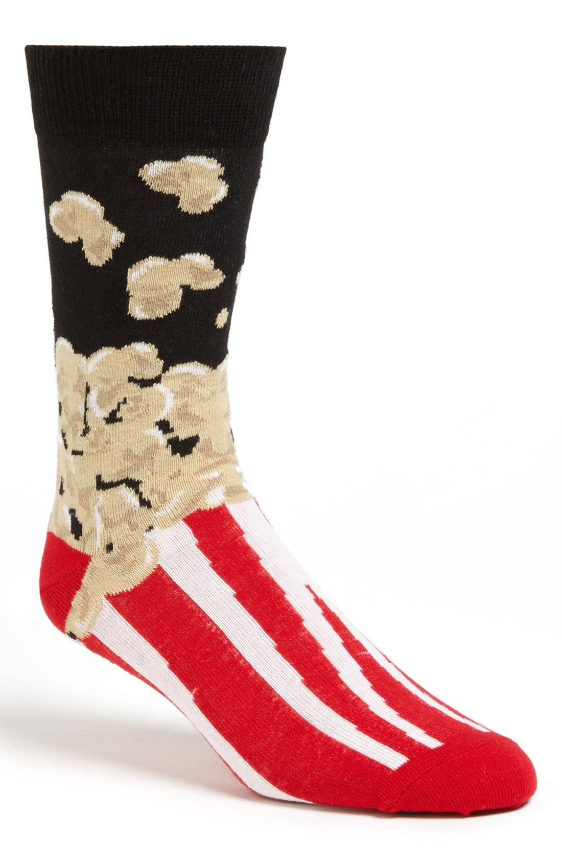 Alternate Image 1 Selected - Topman Popcorn Box Socks