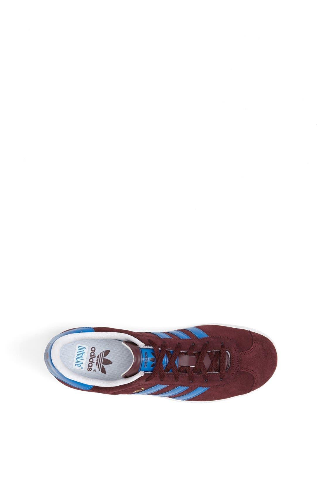 Alternate Image 3  - adidas 'Gazelle 2' Sneaker (Big Kid)