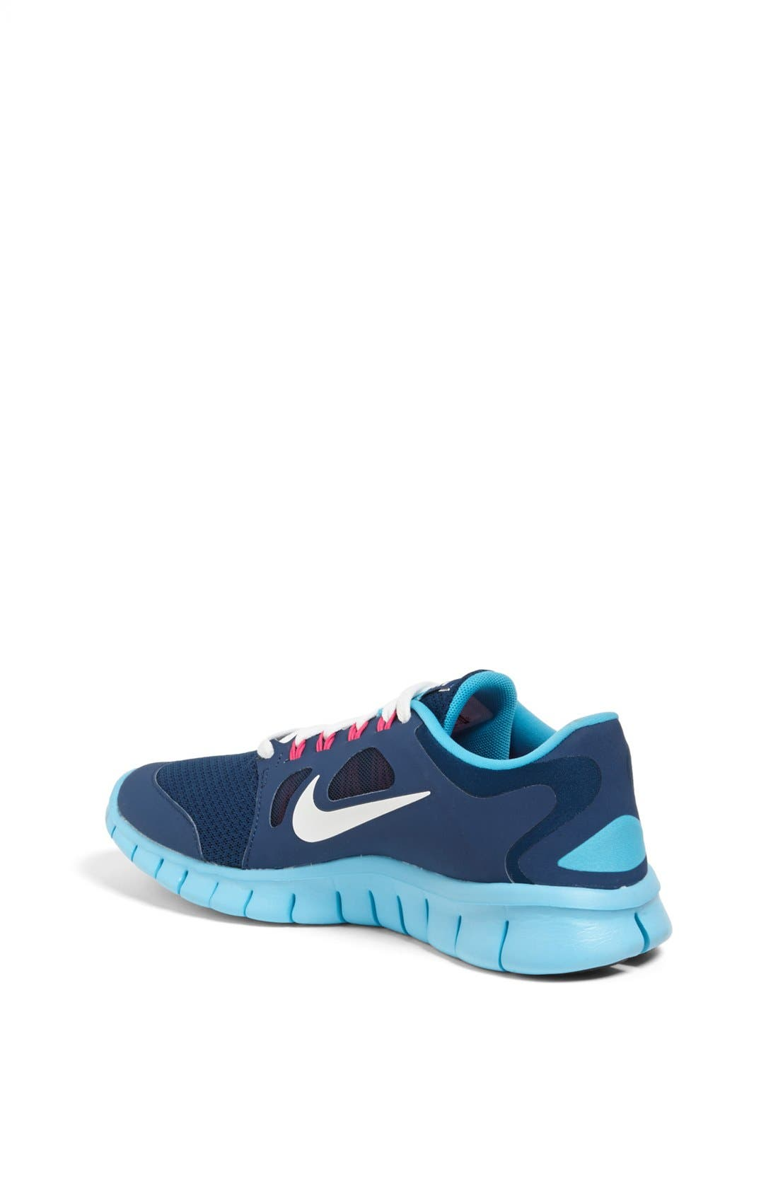 Alternate Image 2  - Nike 'Free Run 5.0' Sneaker (Big Kid)