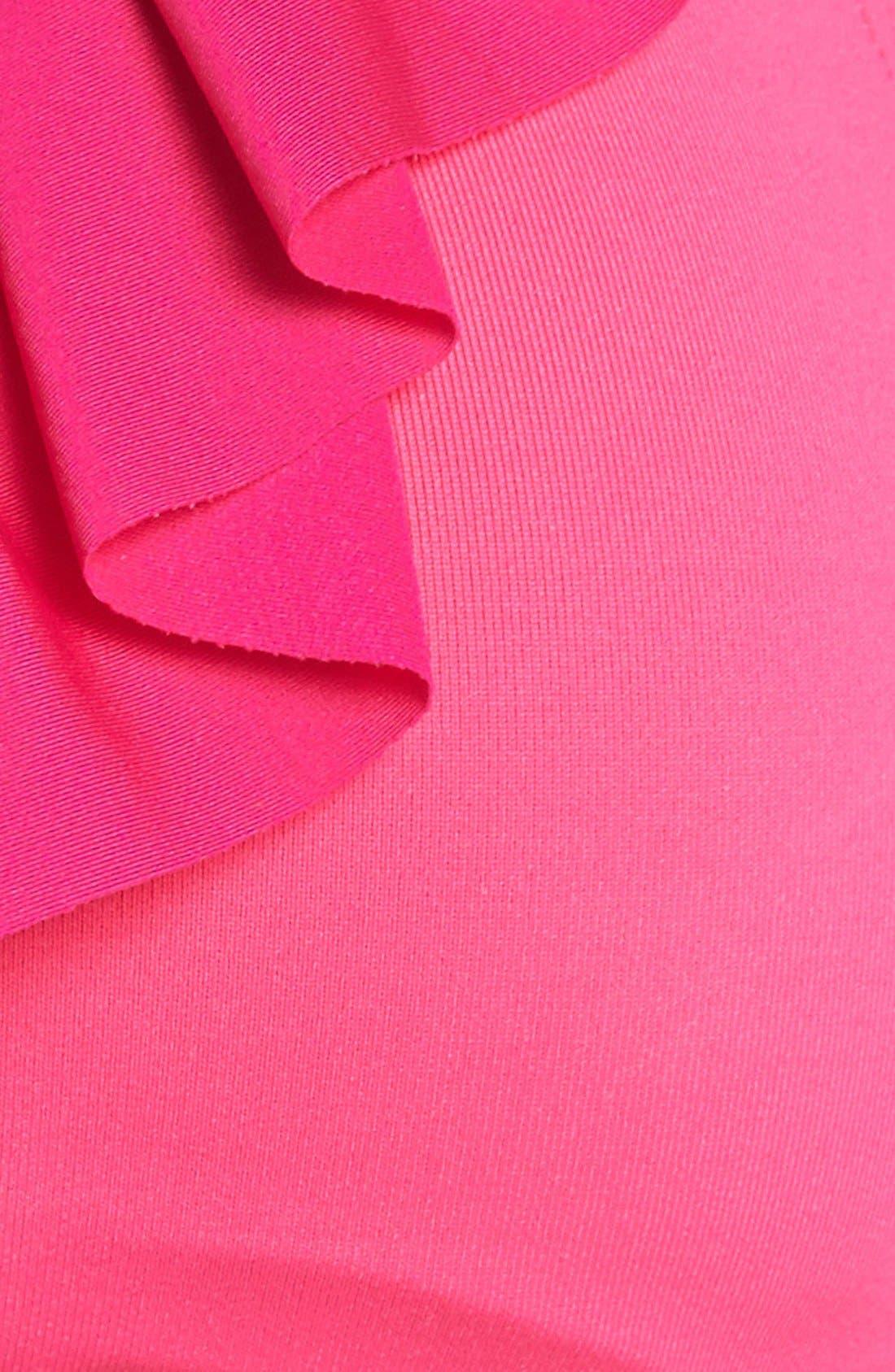 Alternate Image 5  - Maaji 'Rose Gypsy Flutter' Reversible Bikini Top