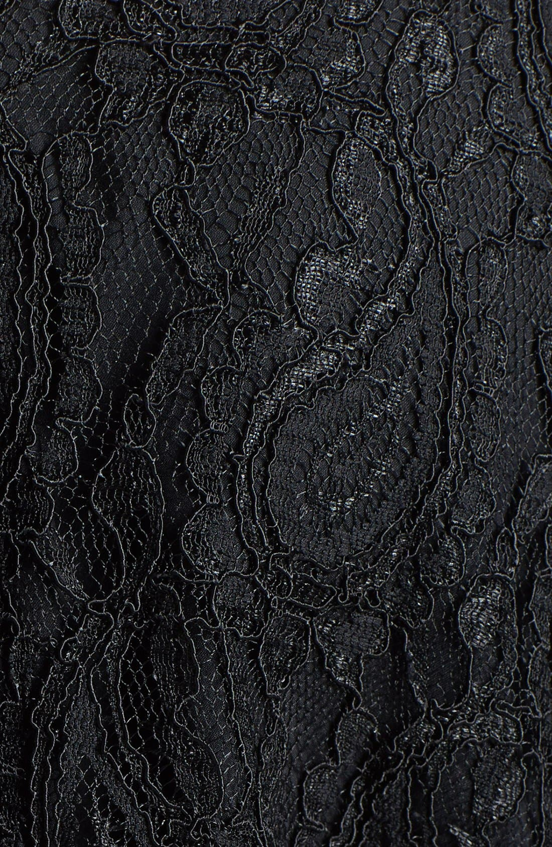 Alternate Image 3  - Lovers + Friends 'Intuition' Lace Envelope Back Blouse
