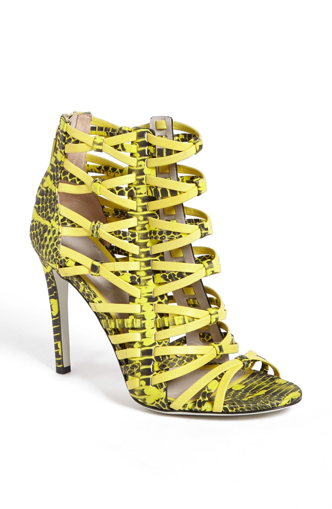 Alternate Image 1 Selected - Jason Wu Caged Strappy Sandal